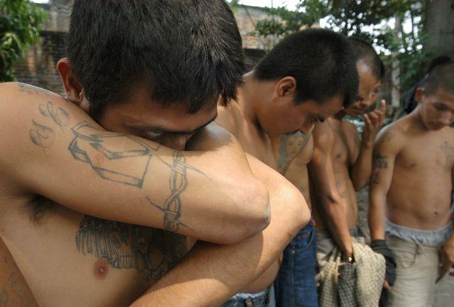 Golpe a pandillas en El Salvador