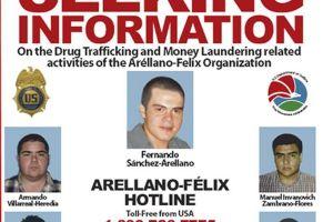 Los Arellano Félix, el grupo criminal que pasó de la cima en el narco al robo de vehículos