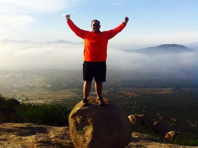Juan Carlos Ramírez ha logrado bajar de peso tras su cirugía bariátrica.