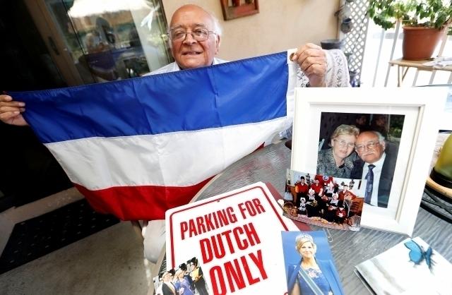 El mexicano Fernando Medina y su esposa holandesa, Marcela, tienen el corazón dividido por el partido entre sus países.