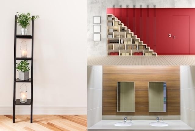 Decora vertical, decora horizontal, duplica tu espacio