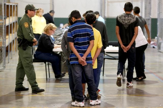 Crece la llegada de menores indocumentados que viajan solos a EEUU.