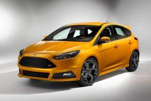 Ford presentó el nuevo Focus ST del 2015