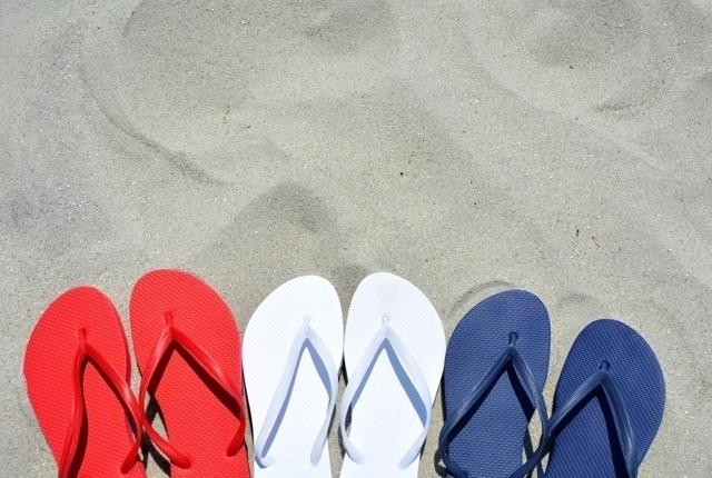 La playa es uno de los destinos preferidos para salir de la ciudad.