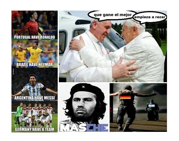 ¡Se calienta la final! Los mejores memes por la final Argentina vs. Alemania
