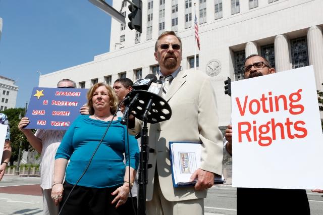 Se les niega el derecho a votar a más de 40,000 adultos