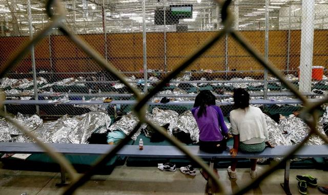 Gobierno de Trump quiere un centro de detención para niños en Inland Empire. Congresista se opone
