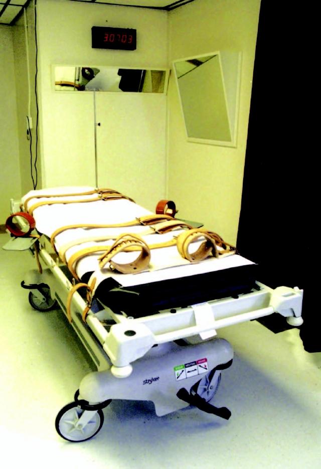Cae la  pena de muerte