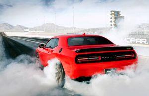 Los 10 autos nuevos más poderosos del mercado con motor V8
