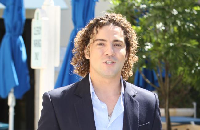 David Bisbal sufría en las galas de 'La Voz'