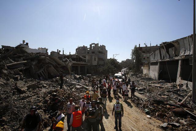 Hamás no acepta una tregua con Israel sin bloqueo