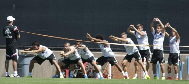 Bale  abre los brazos a James Rodríguez