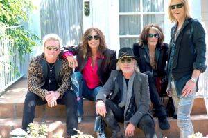 Aerosmith sigue definiendo el rock de una generación