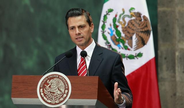 El presidente Enrique Peña Nieto debe decidir qué hará con lo que llaman la Presidencia tripartita.