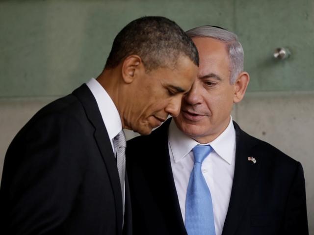 Obama le pide a Netanyahu un alto al fuego sin condiciones
