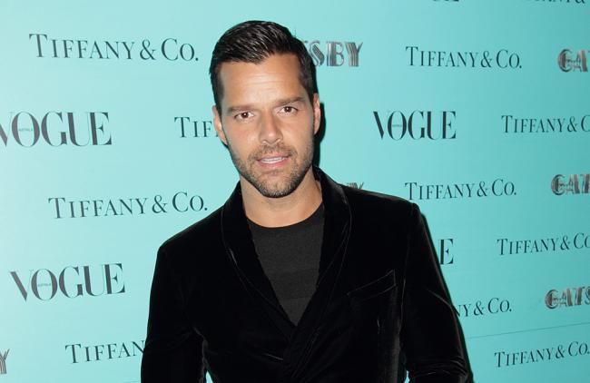 Ricky Martin renuncia al teléfono para cuidar de sus hijos