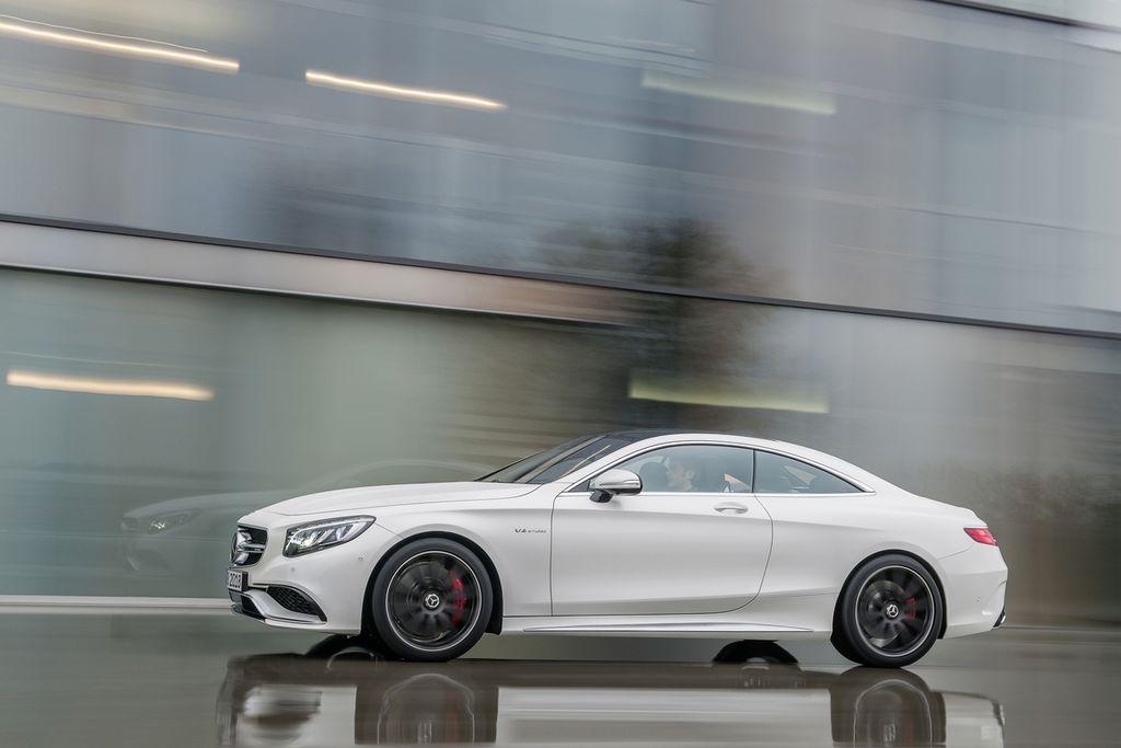Mercedes Benz quiere volver a la cima de ventas de autos lujosos
