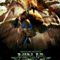Polémico póster de 'Teenage Mutant Ninja Turtles' por su similitud al 11-S