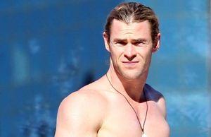 Chris Hemsworth quiere ser la señorita 'Thor'