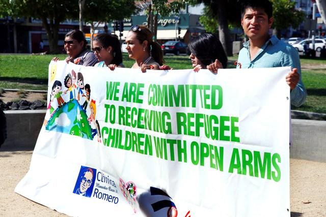 El concejal Cedillo exhortó a DHS que se asegure que los niños tengan apoyo legal y a una reunificación expedita con sus familias.