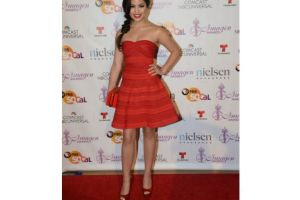 Alfombra de los Premios Imagen: Más que elegancia, orgullo latino