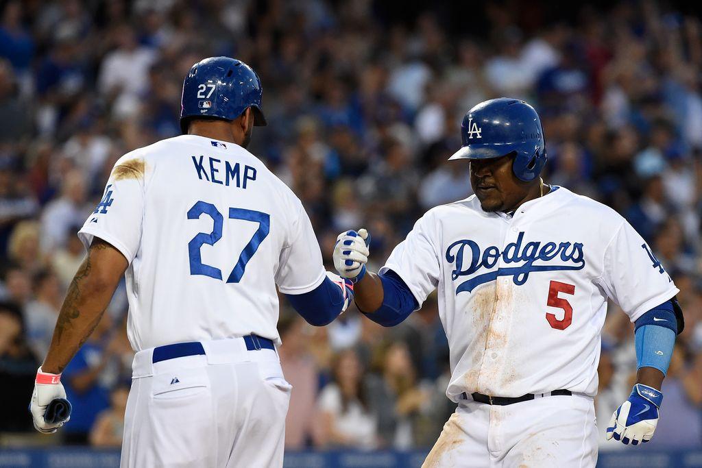 Dodgers pegan a Angels en el segundo de la serie