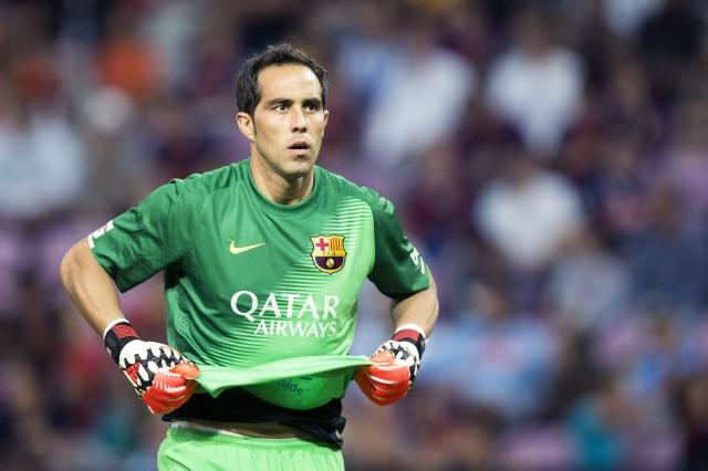 Falla Bravo  y cae el Barça