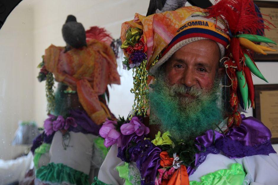 """Oswaldo, el hombre detrás de la """"Paisa Colombiana"""""""