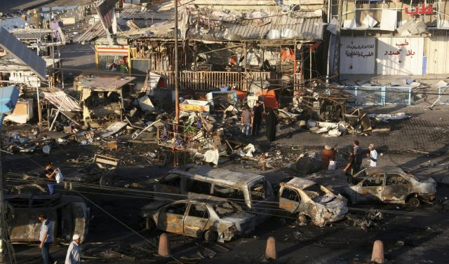 Estados Unidos desmiente bombardeos en Irak