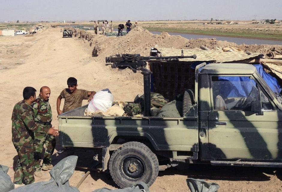 EEUU estudia intervención en Irak