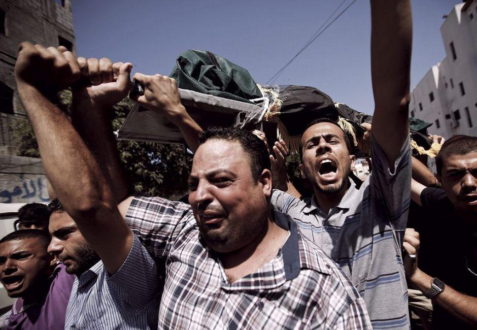 De la guerra, crímenes y víctimas en Gaza
