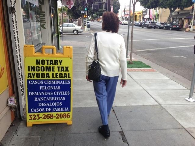 Fracasa segundo intento legislativo por desaparecer a consultores de migración en California