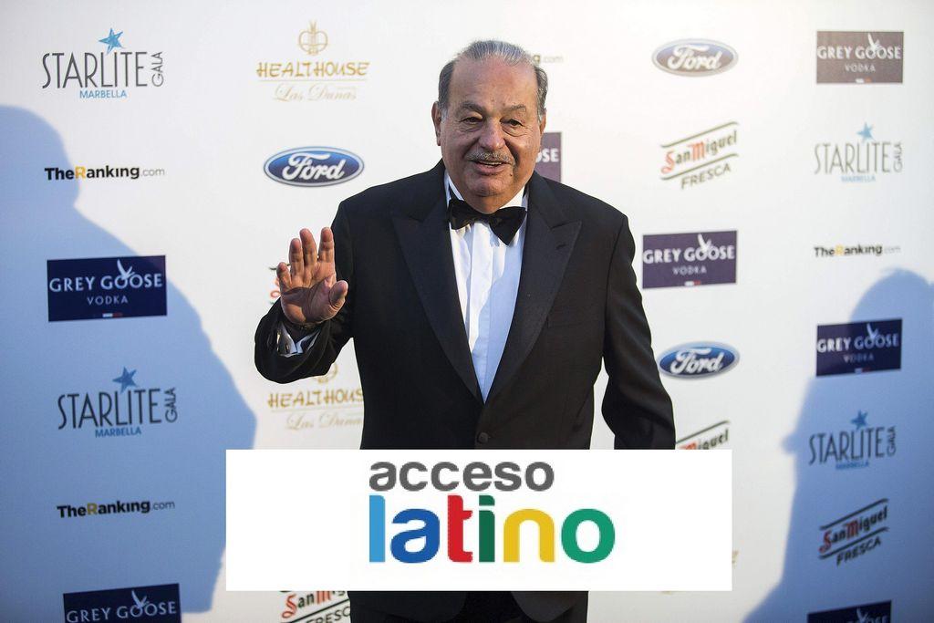 Fundación de Slim utiliza internet para apoyar a latinos en EEUU