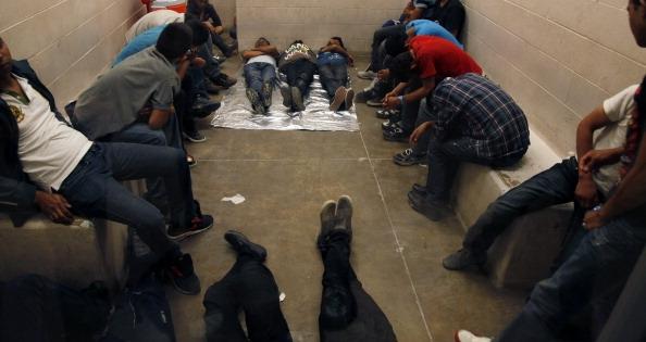 Inmigración infantil… los que no llegan