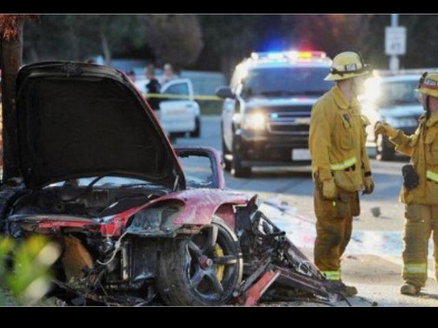 Ladrón que robó pieza del auto de Paul Walker irá a prisión