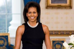 Michelle Obama, una primera dama popular