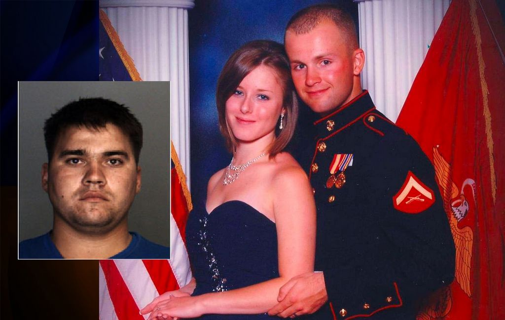 Christopher Brandon Lee asesinó a la joven Erin Corwin, de 19 años, el verano de 2014 cuando estaba embarazada de tres meses con su bebé.