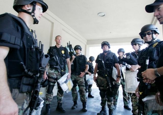 """Reporte: Sistema de cámaras de seguridad de LAPD es """"inadecuado"""""""