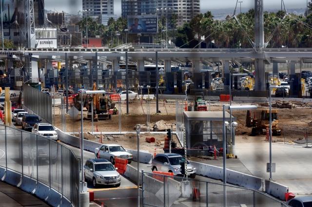 Aplauden plan para agilizar cruce fronterizo en San Ysidro