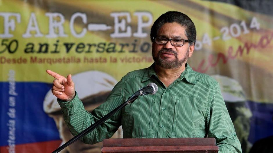 FARC niegan que política que fue secuestrada sea una víctima