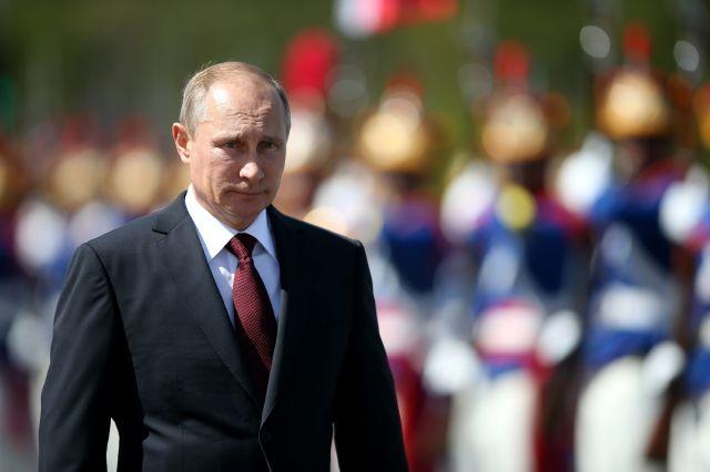 Putin envió su mensaje desde Mongolia.