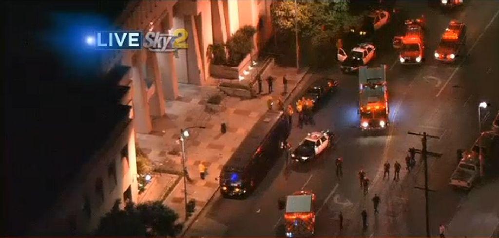 Tres heridos en  'Party Bus' por tiroteo