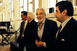 Plácido Domingo se queda en LA hasta 2019