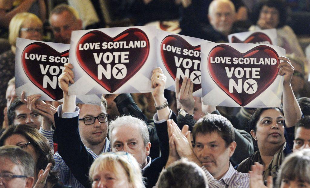 Este jueves se realizará el referendo.