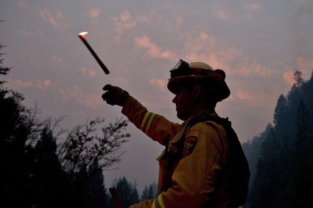 Estado de emergencia en norte de California por incendios