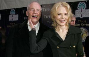 Así le dijo adiós Nicole Kidman a su papá