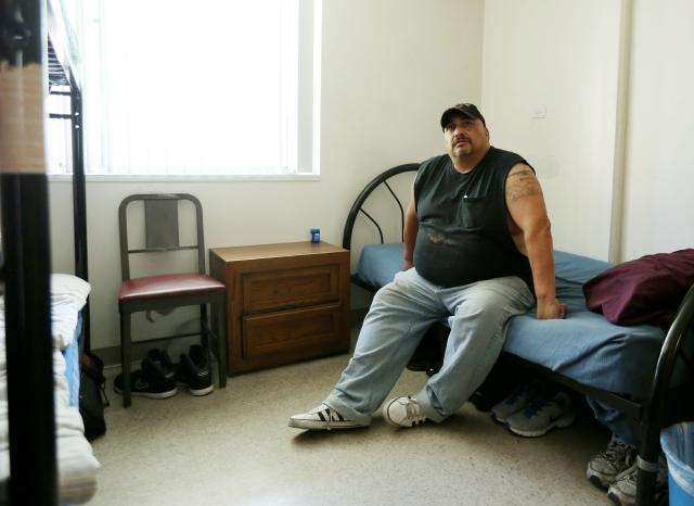 Una guerra personal: veteranos regresan y se hallan sin hogar (fotos)