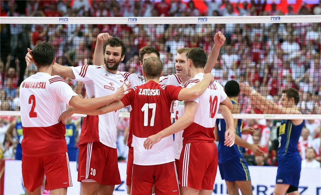 Polonia destrona a Brasil y es nuevo monarca del voleibol mundial