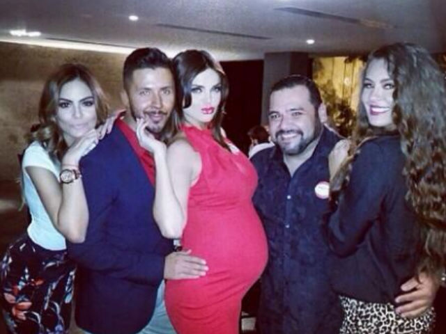 Marisol González celebró su último Baby Shower con Ximena Navarrete