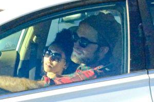 Robert Pattinson y FKA Twigs están muy enamorados